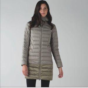 Lululemon 1X A Lady Coat Soft Earth 6